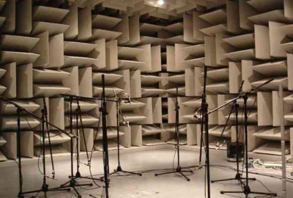 Cortinas para estudios de grabación
