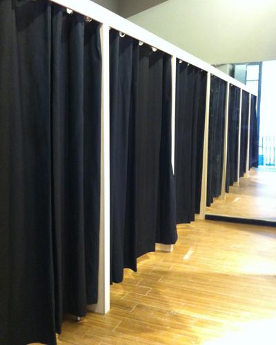 Venta de cortinas para probadores tienda online de cortinas para probadores - Tiendas de cortinas online ...