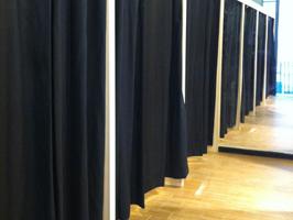 Venta de cortinas para probadores